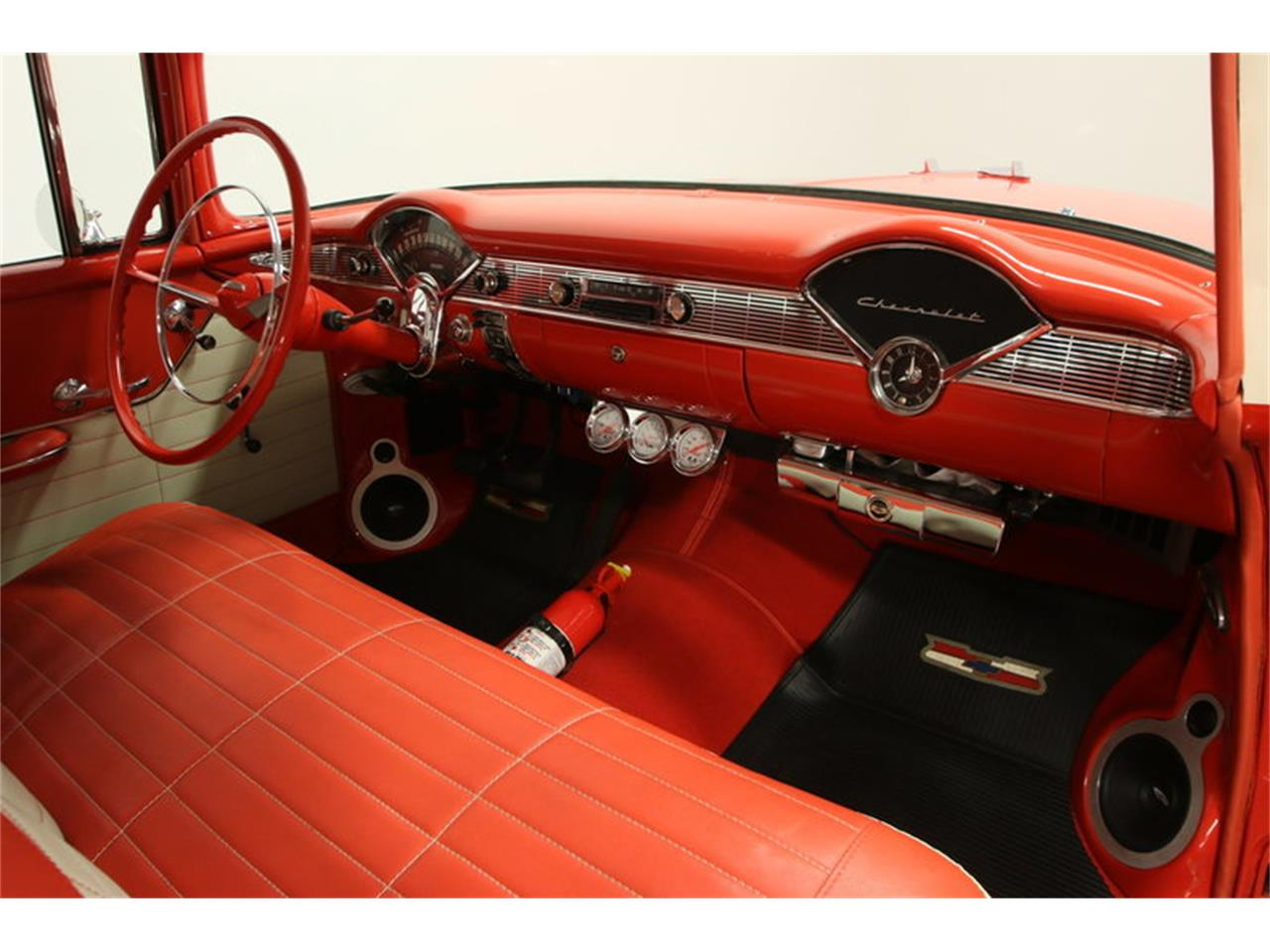 Large Picture of '56 Chevrolet 210 - $59,995.00 Offered by Streetside Classics - Tampa - KOCW