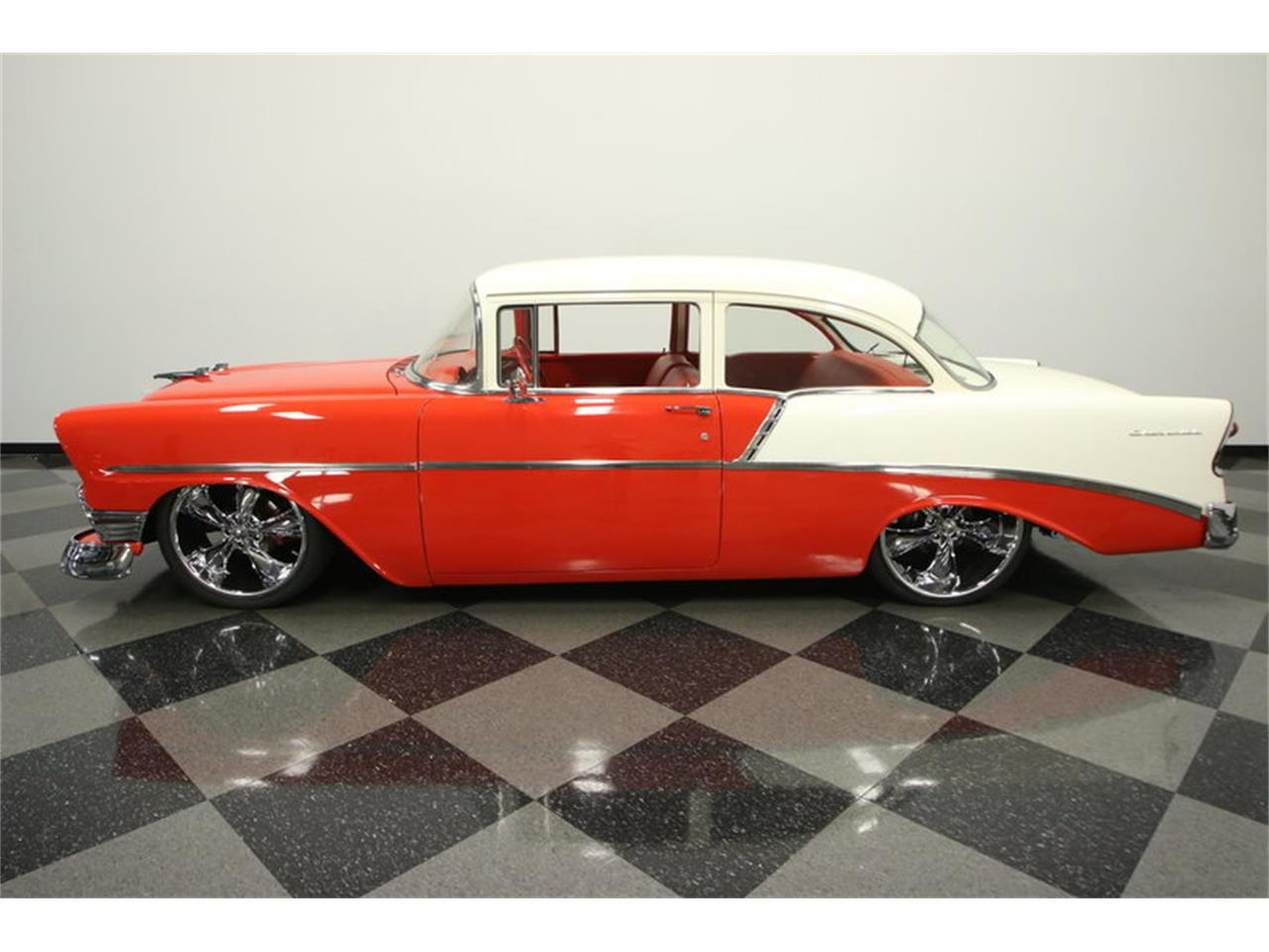 Large Picture of 1956 Chevrolet 210 - $59,995.00 Offered by Streetside Classics - Tampa - KOCW