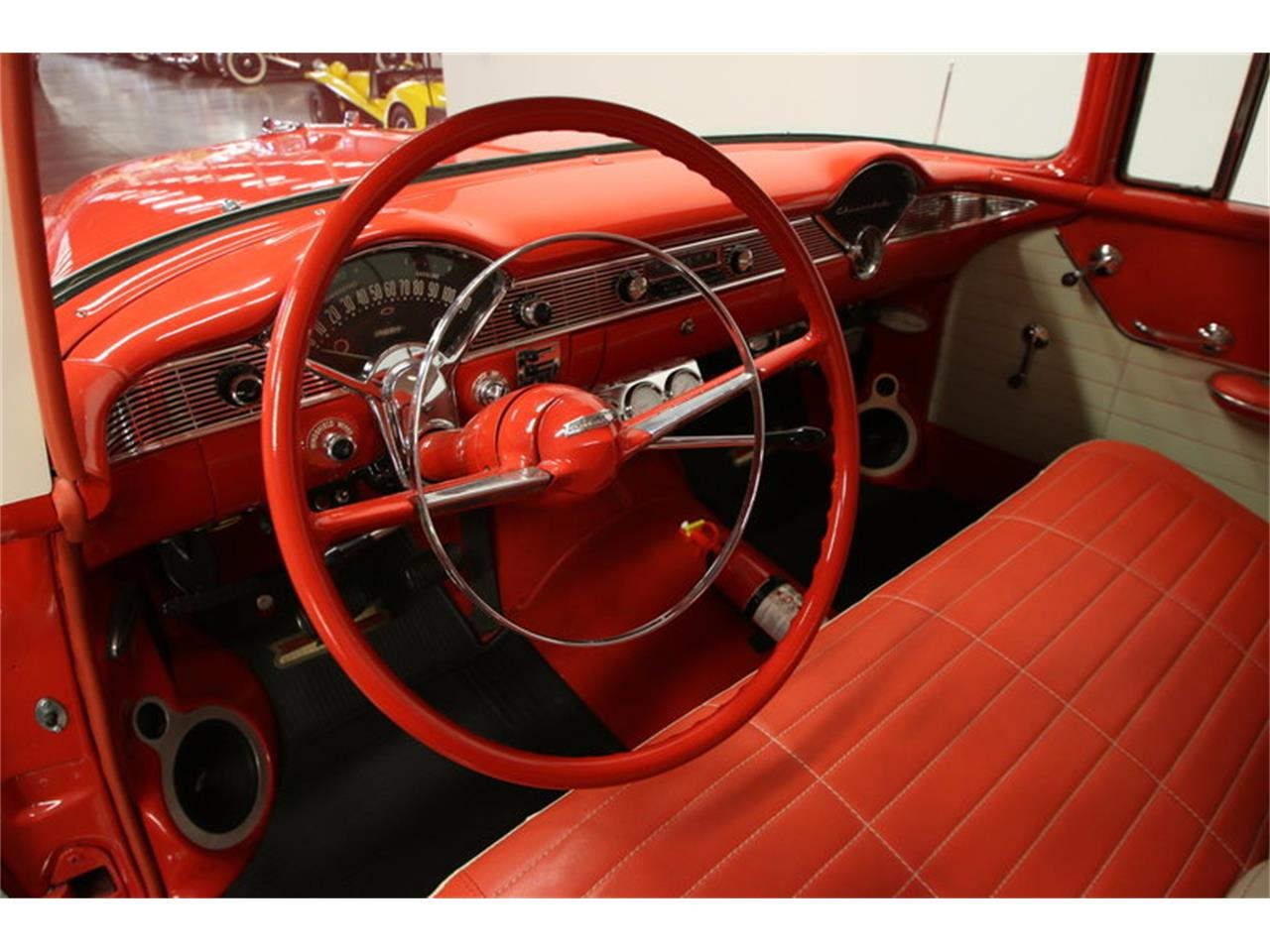 Large Picture of '56 Chevrolet 210 located in Florida - $59,995.00 Offered by Streetside Classics - Tampa - KOCW