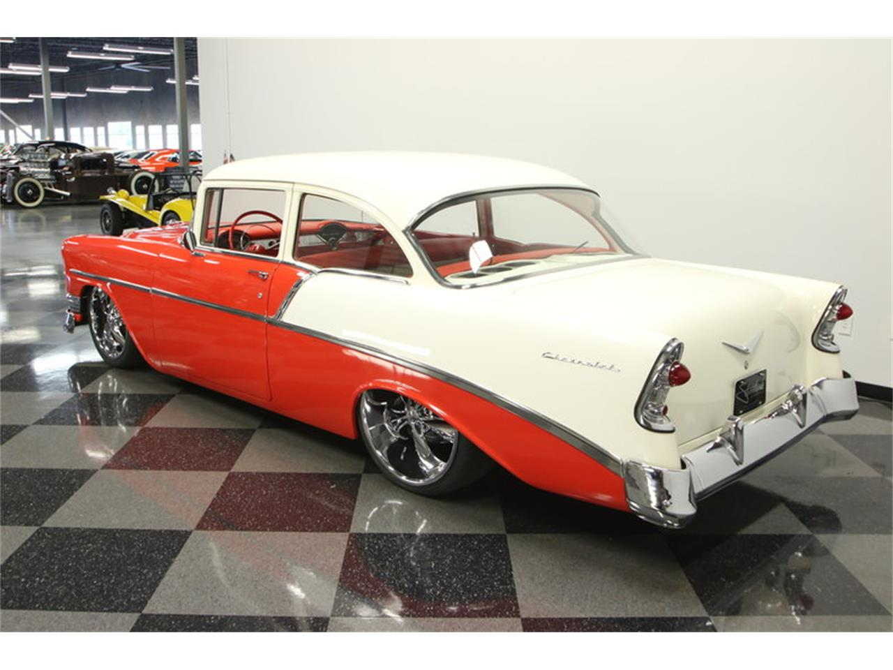 Large Picture of '56 Chevrolet 210 Offered by Streetside Classics - Tampa - KOCW