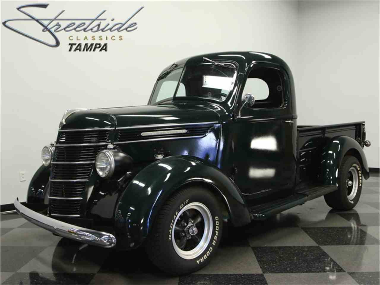 1940 International D-2 Custom Pickup for Sale | ClassicCars.com | CC ...