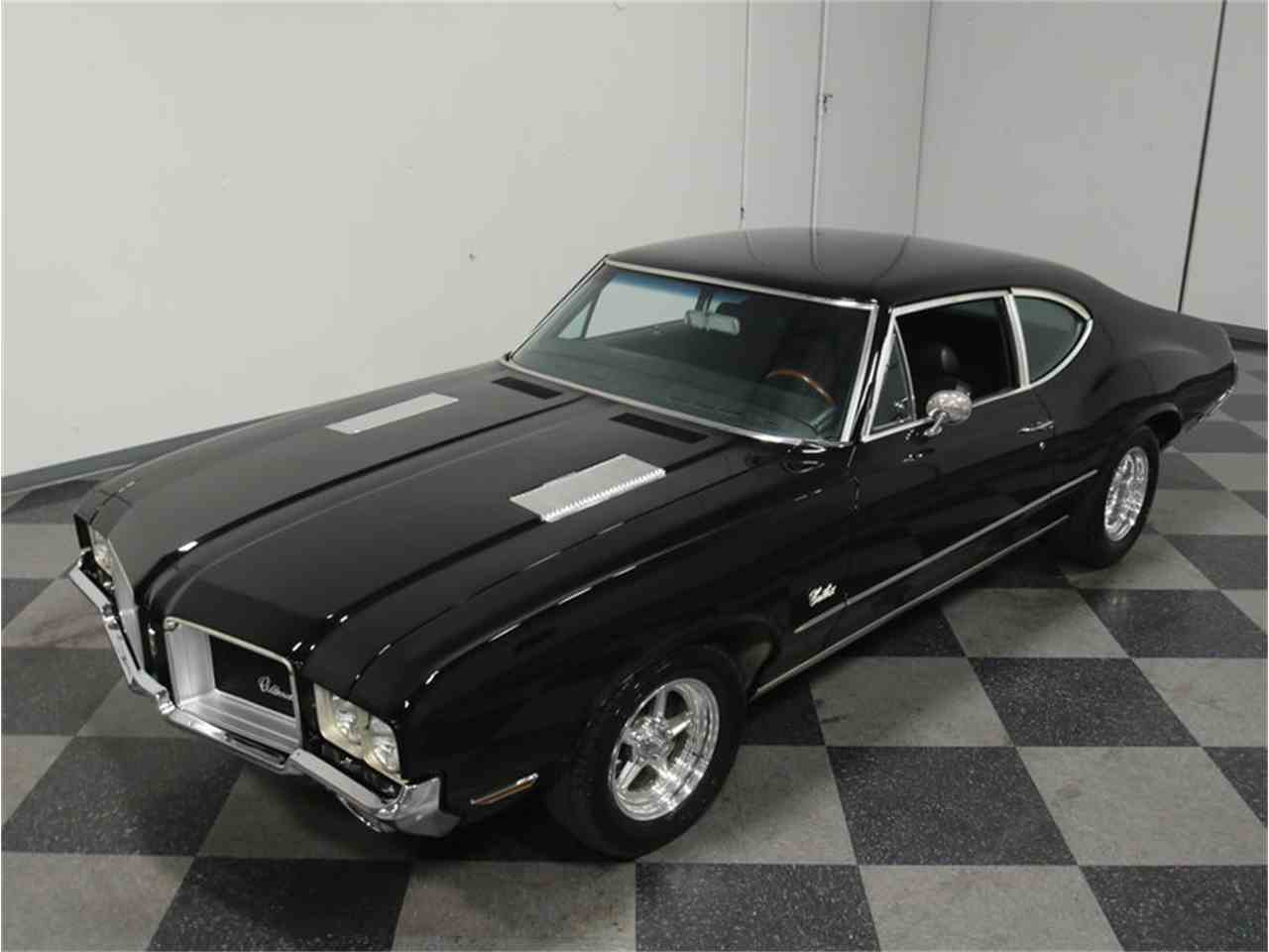 Large Picture of '71 Cutlass - KOEA