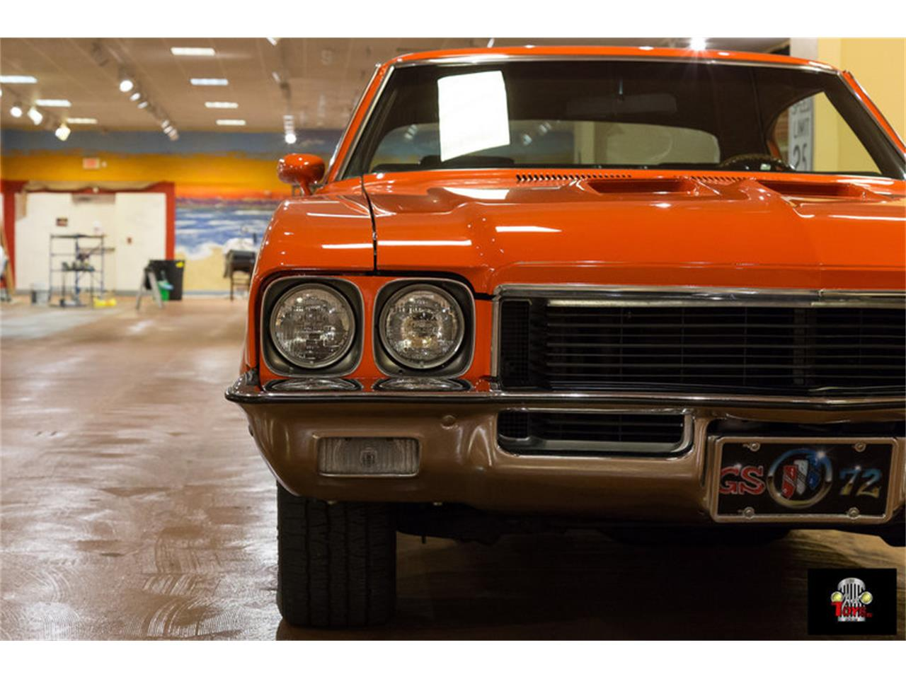 Large Picture of '72 Gran Sport - KOET