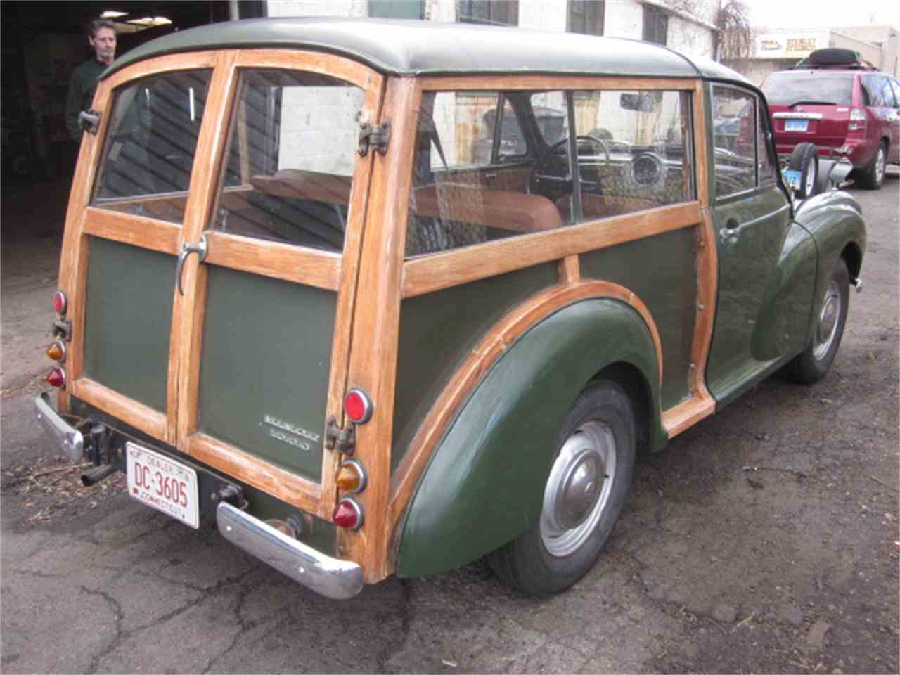 Large Picture of '67 Minor Traveler 1100 - KOGH