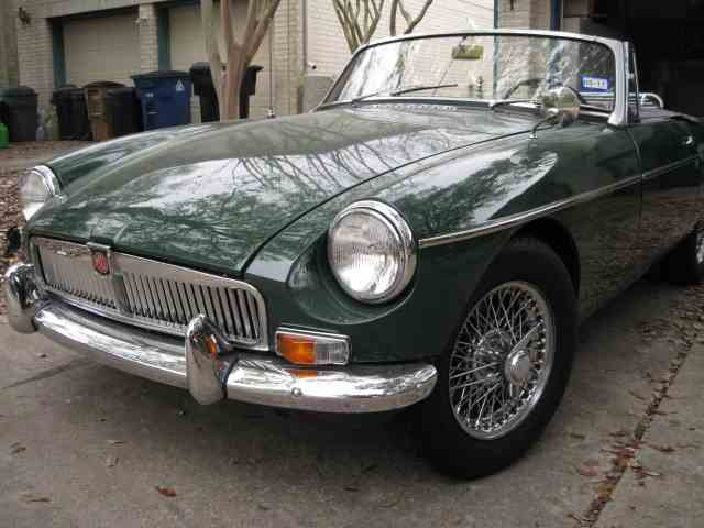 Picture of '64 MGB located in Texas Offered by a Private Seller - KOH2