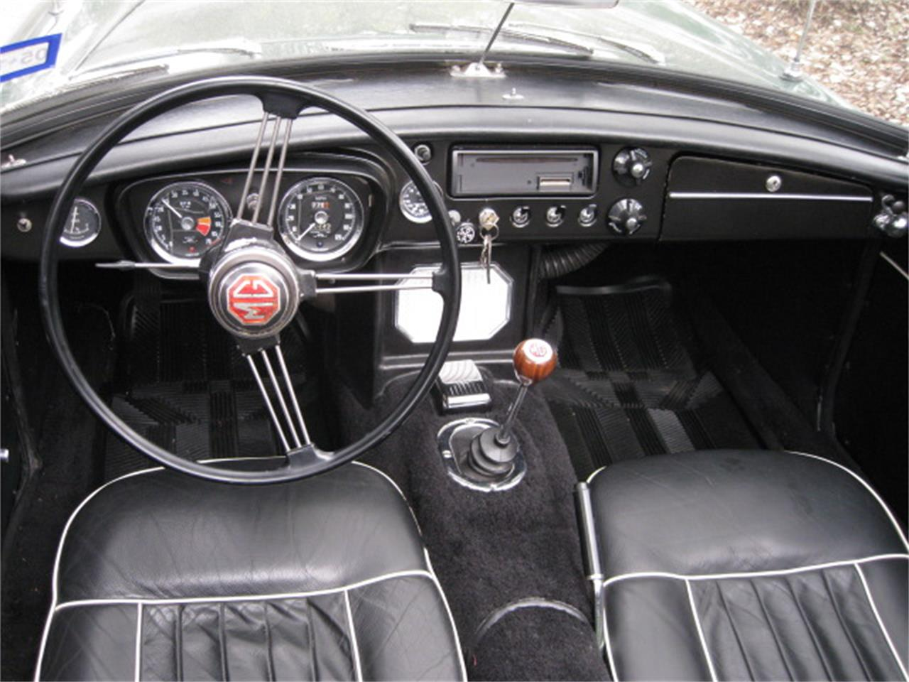 Large Picture of '64 MGB - KOH2