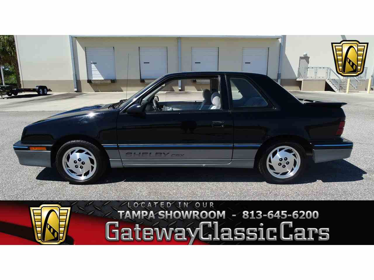 Large Picture of 1987 CSX Offered by Gateway Classic Cars - Tampa - KOIN