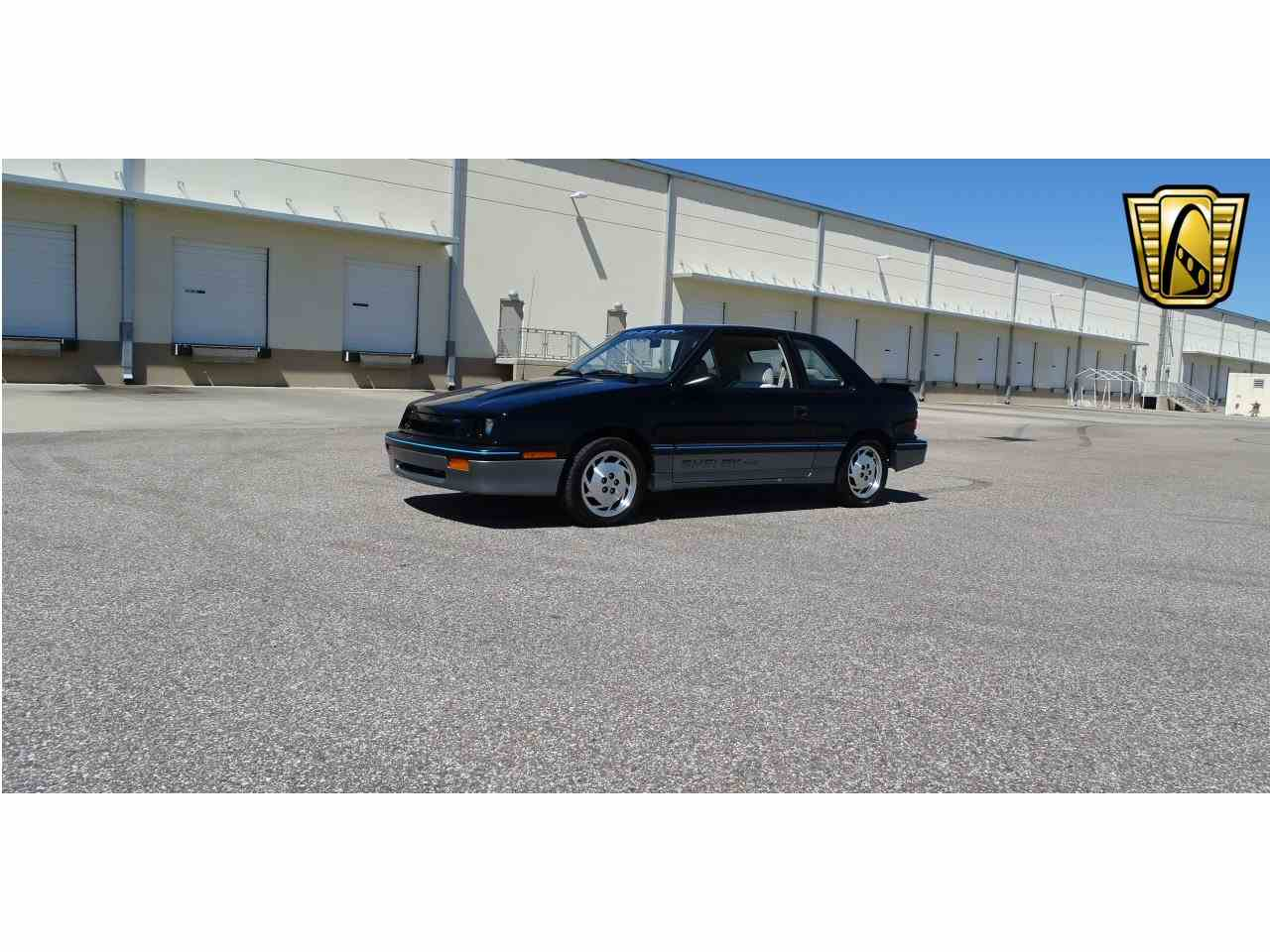 Large Picture of 1987 Shelby CSX - $8,995.00 Offered by Gateway Classic Cars - Tampa - KOIN