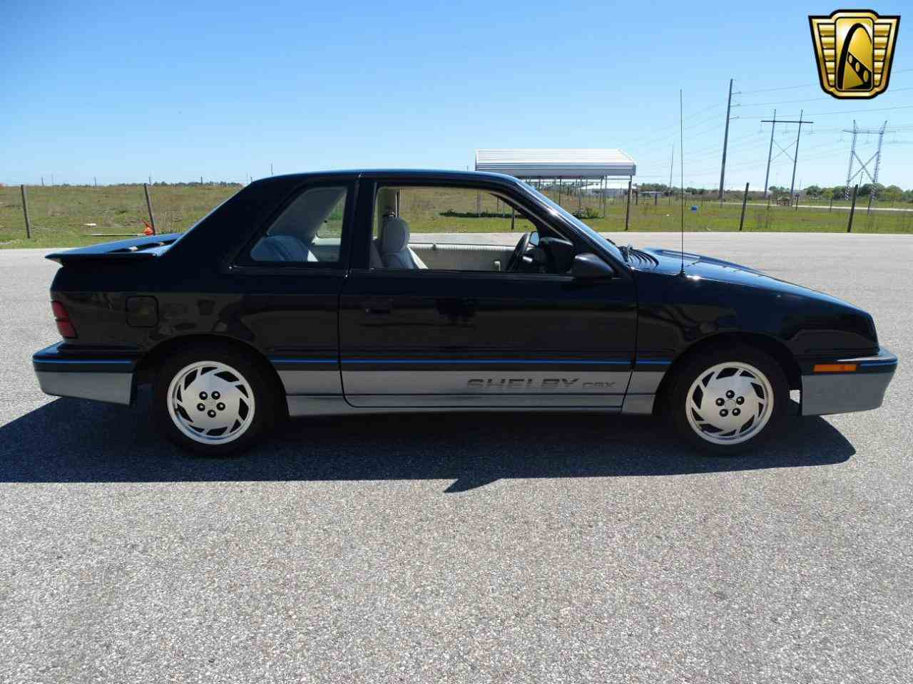 Large Picture of 1987 Shelby CSX located in Ruskin Florida Offered by Gateway Classic Cars - Tampa - KOIN