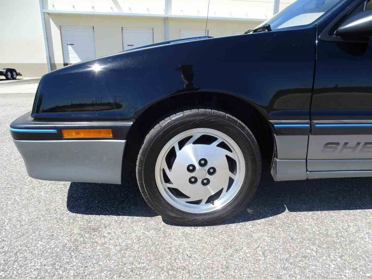 Large Picture of 1987 Shelby CSX located in Florida - $8,995.00 - KOIN