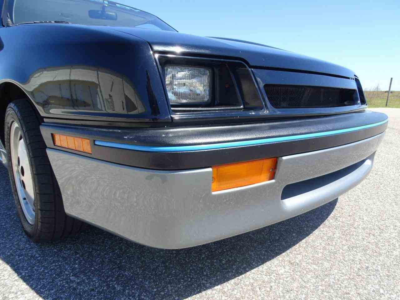 Large Picture of 1987 Shelby CSX located in Florida - $8,995.00 Offered by Gateway Classic Cars - Tampa - KOIN