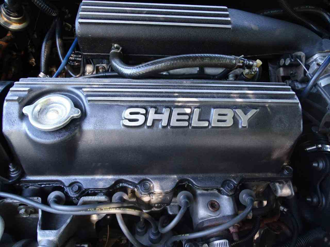 Large Picture of '87 Shelby CSX Offered by Gateway Classic Cars - Tampa - KOIN