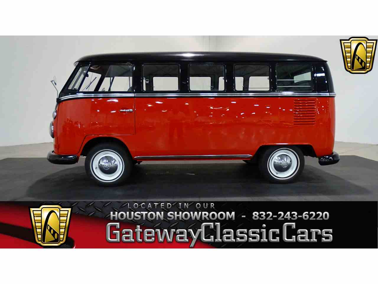 1967 Volkswagen Bus for Sale | ClassicCars.com | CC-964898