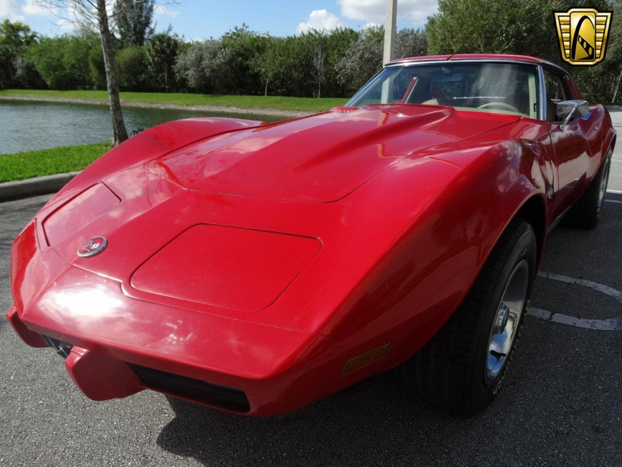 Large Picture of '76 Corvette - KOIR