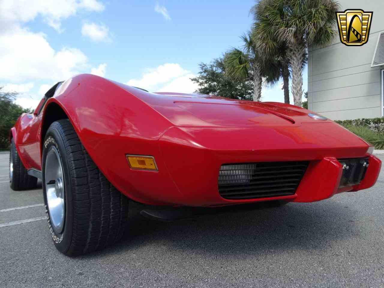 Large Picture of '76 Corvette - KOIR