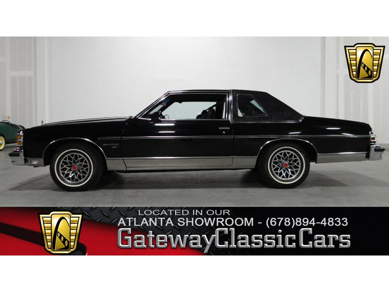 Large Picture of 1979 Bonneville located in Alpharetta Georgia - $17,595.00 Offered by Gateway Classic Cars - Atlanta - KOIW