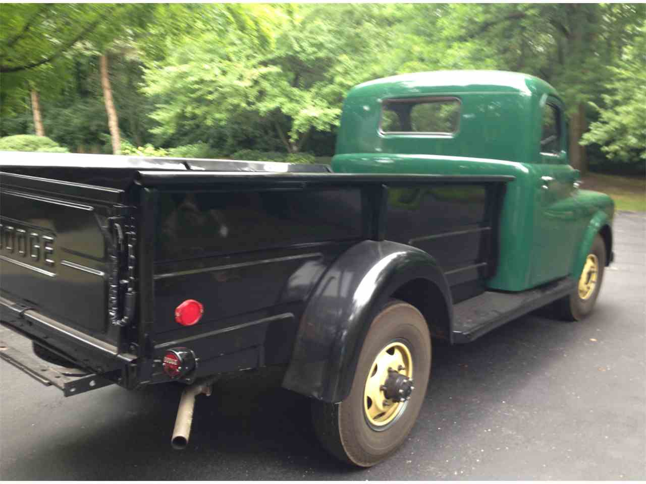Large Picture of Classic '50 Dodge Pickup Offered by a Private Seller - KOK2