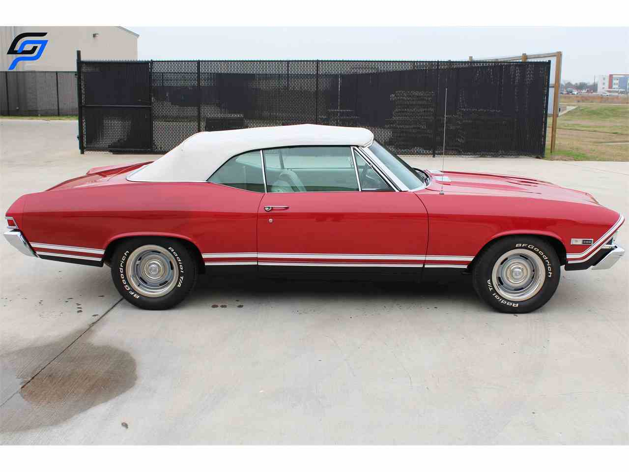 Large Picture of Classic 1968 Chevrolet Chevelle SS located in Texas - $49,000.00 - KOM6