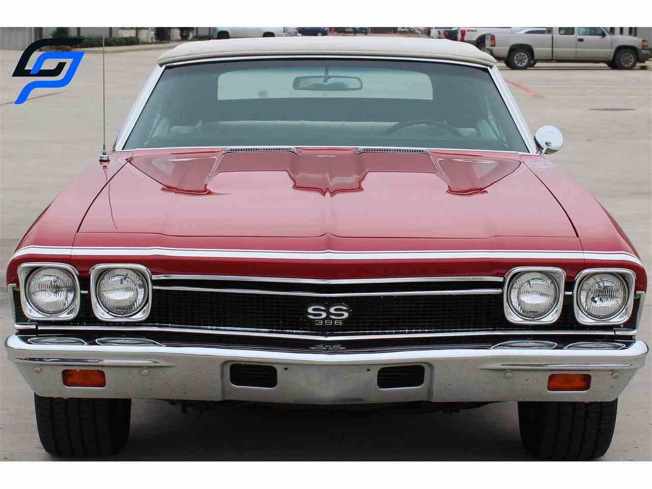 Large Picture of 1968 Chevrolet Chevelle SS located in Cypress Texas Offered by a Private Seller - KOM6