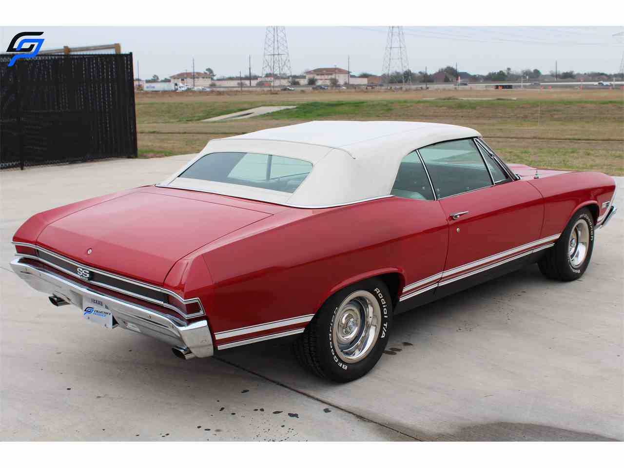 Large Picture of '68 Chevrolet Chevelle SS - $49,000.00 - KOM6