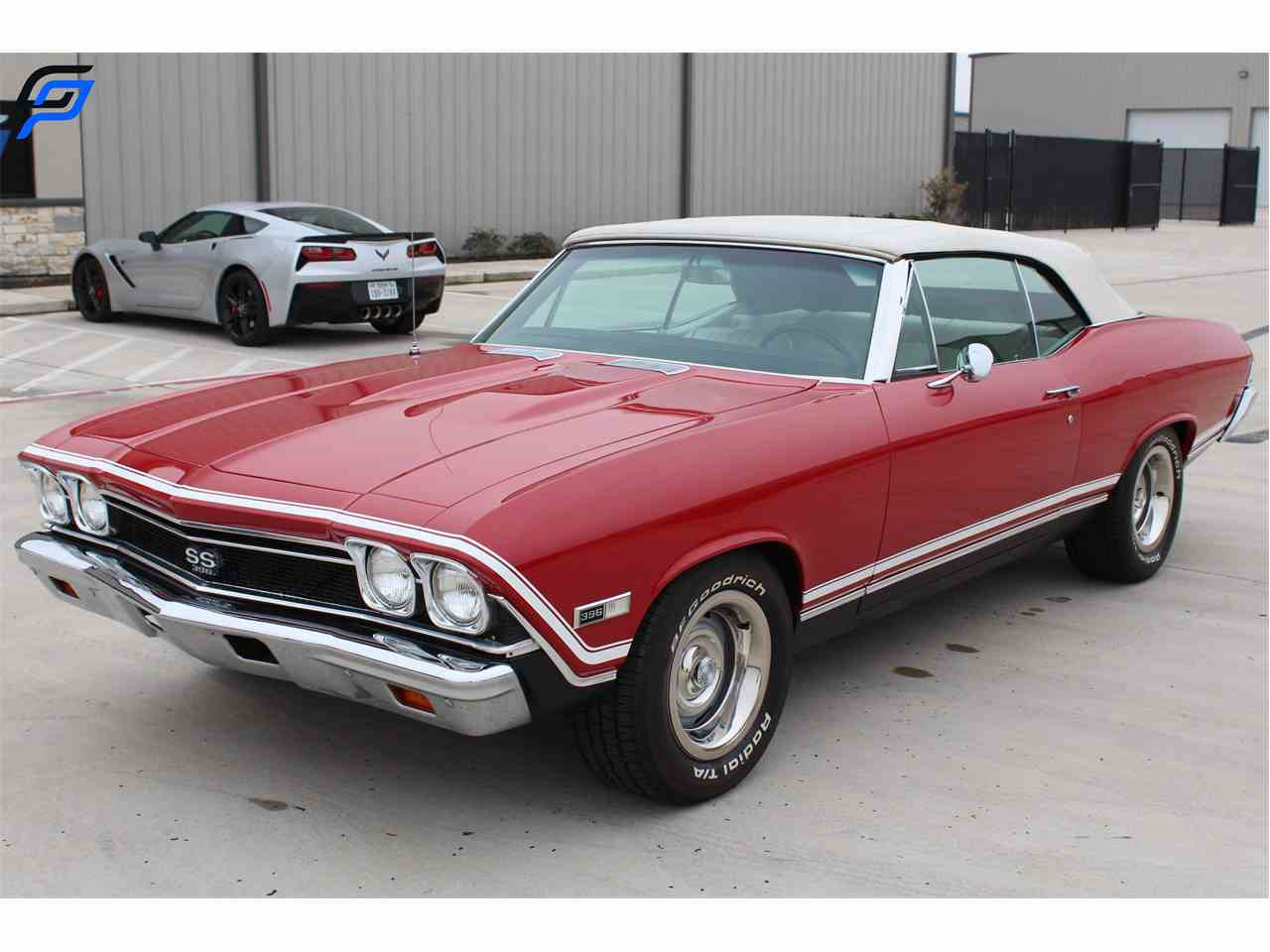 Large Picture of Classic '68 Chevrolet Chevelle SS located in Cypress Texas - KOM6