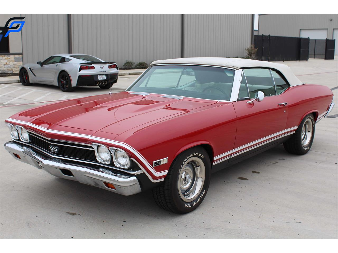Large Picture of '68 Chevelle SS - KOM6
