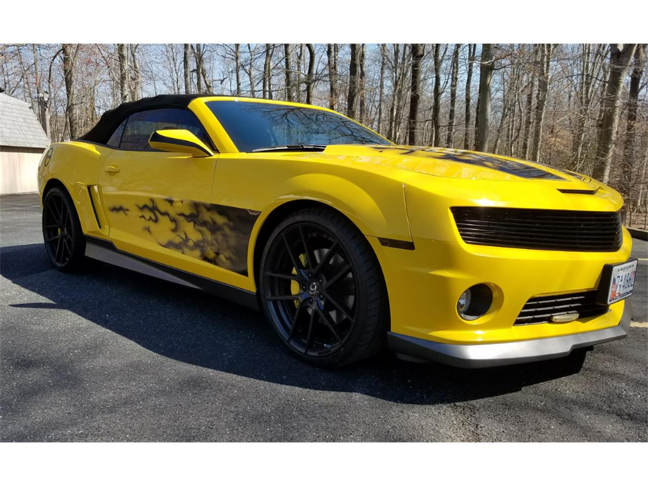 Large Picture of '13 Camaro - KONW