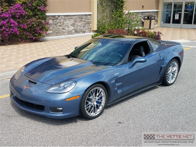 Picture of '11 Corvette - KONX