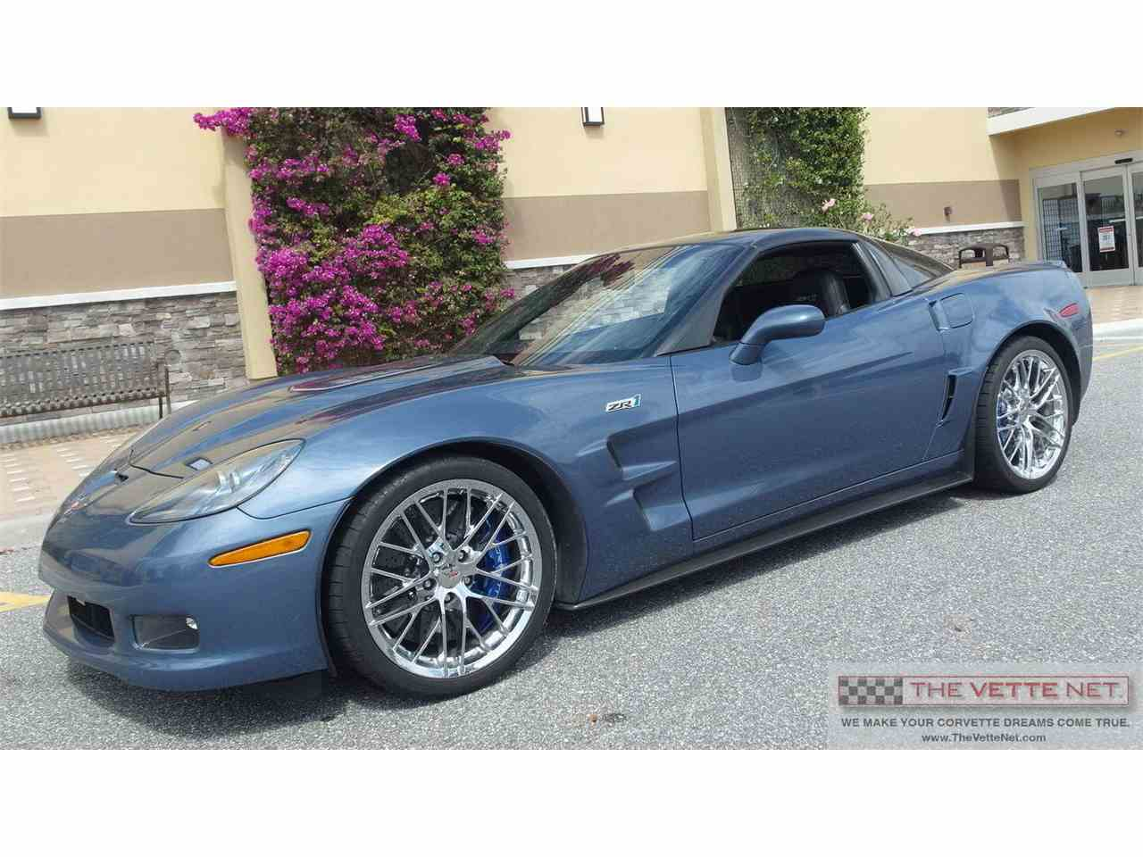 Large Picture of '11 Corvette - KONX
