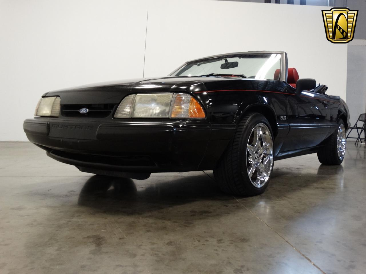 Large Picture of '89 Mustang - KOO8