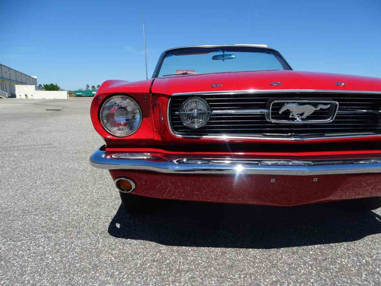 Large Picture of '66 Mustang - KOOD