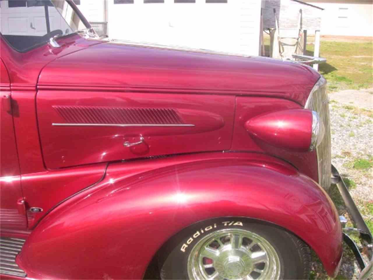 Large Picture of '37 Sedan - KOP4