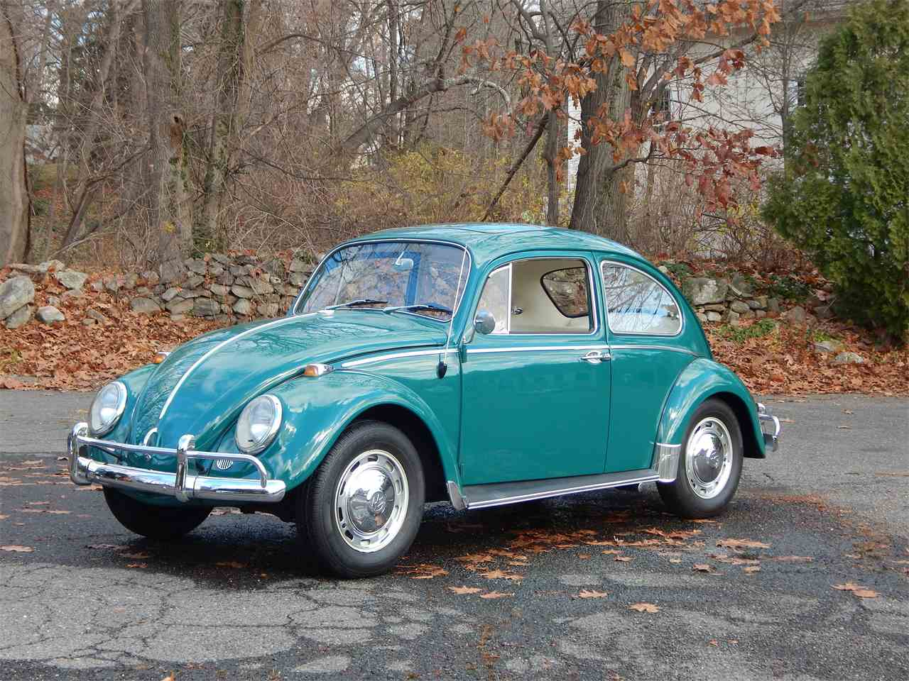 1966 Volkswagen Beetle for Sale | ClicCars.com | CC-965222