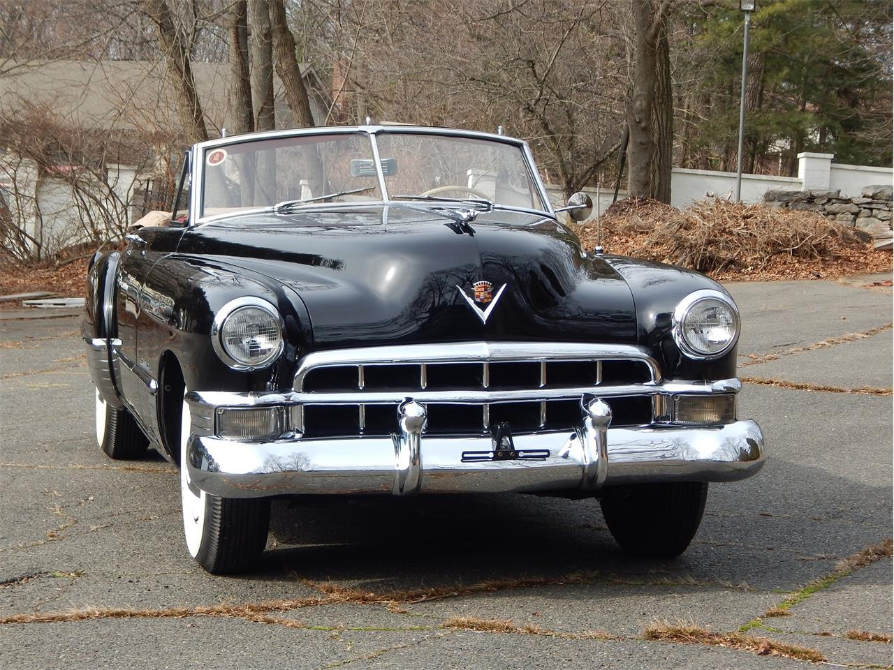 Large Picture of Classic 1949 Series 62 located in Westport Connecticut Auction Vehicle - KORR