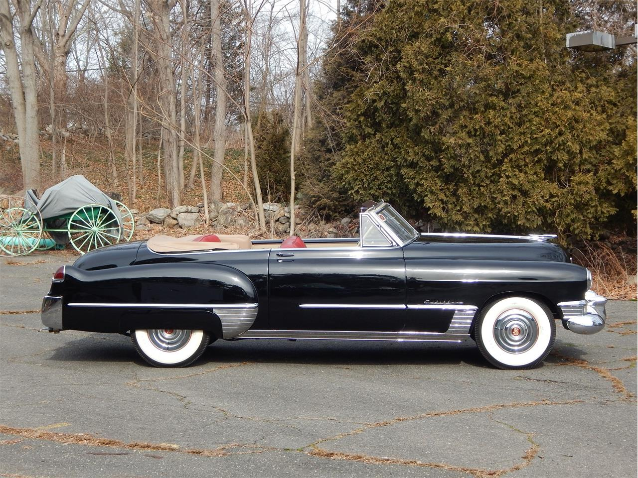 Large Picture of 1949 Cadillac Series 62 Auction Vehicle - KORR