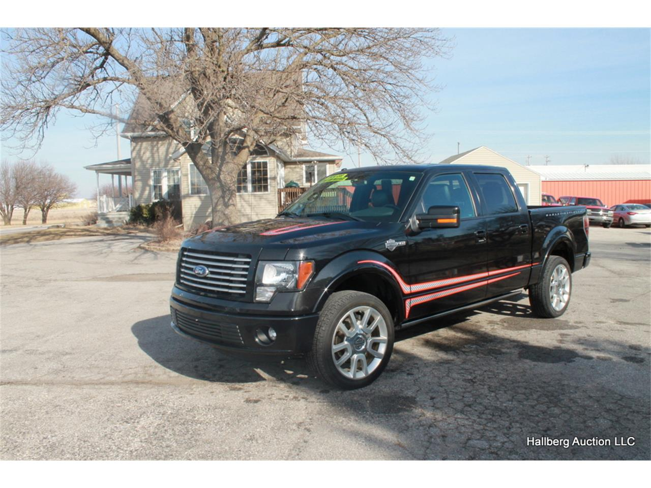 2011 Ford F150 Harley Davidson Edition For Sale Classiccars Com