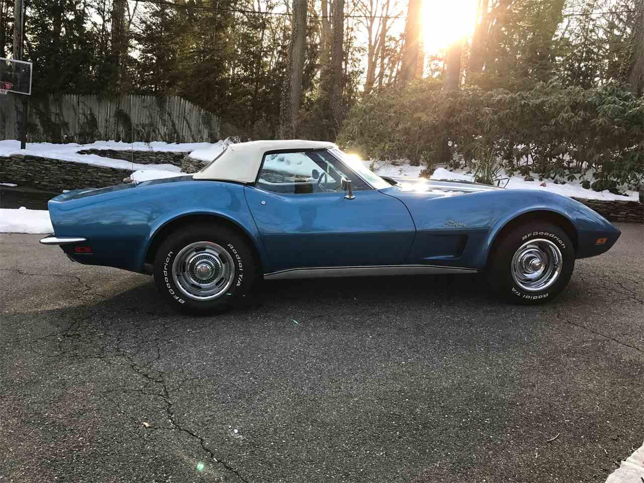 Large Picture of '73 Corvette - KOSN