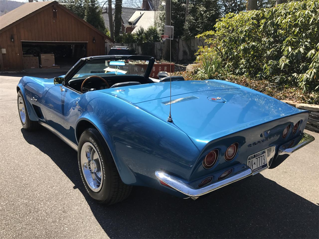 Large Picture of '73 Corvette - KOSN