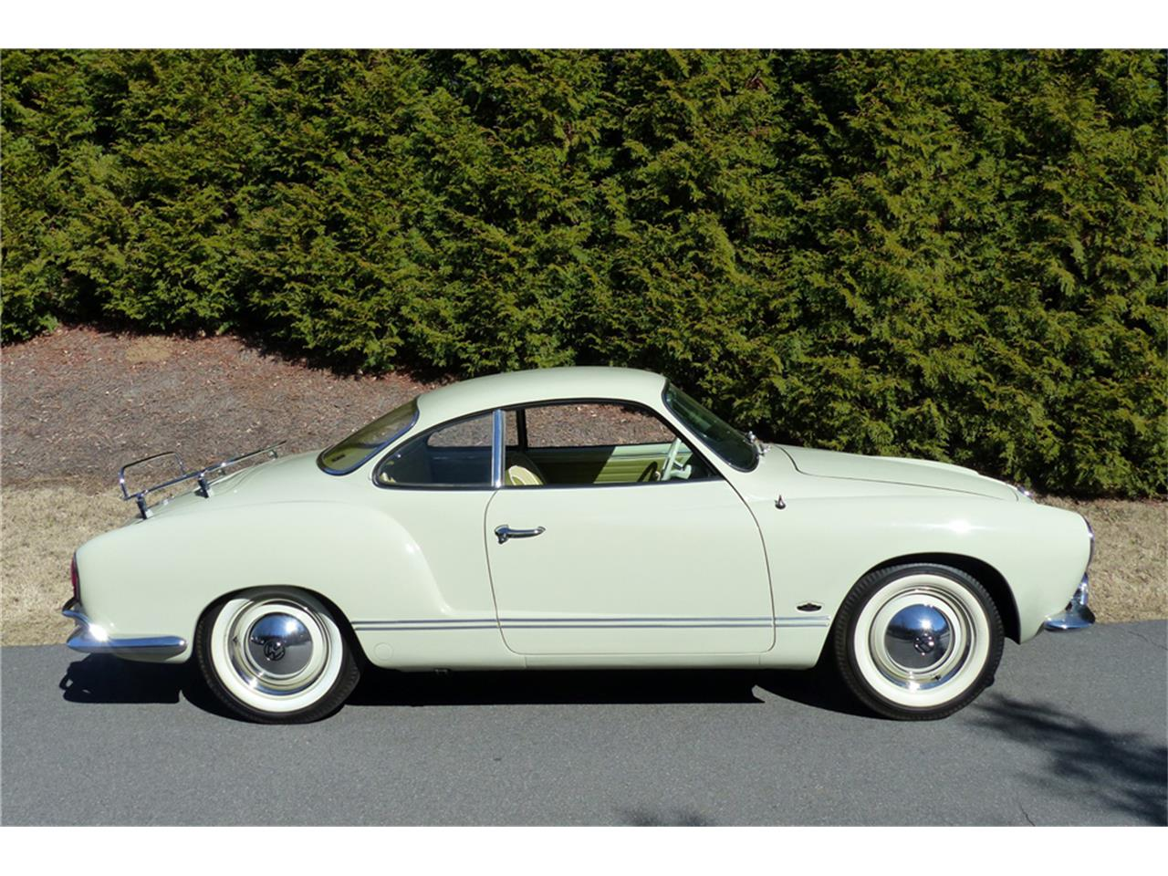 1960 Volkswagen Karmann Ghia For Sale Cc 965318 Large Picture Of 60 Koue