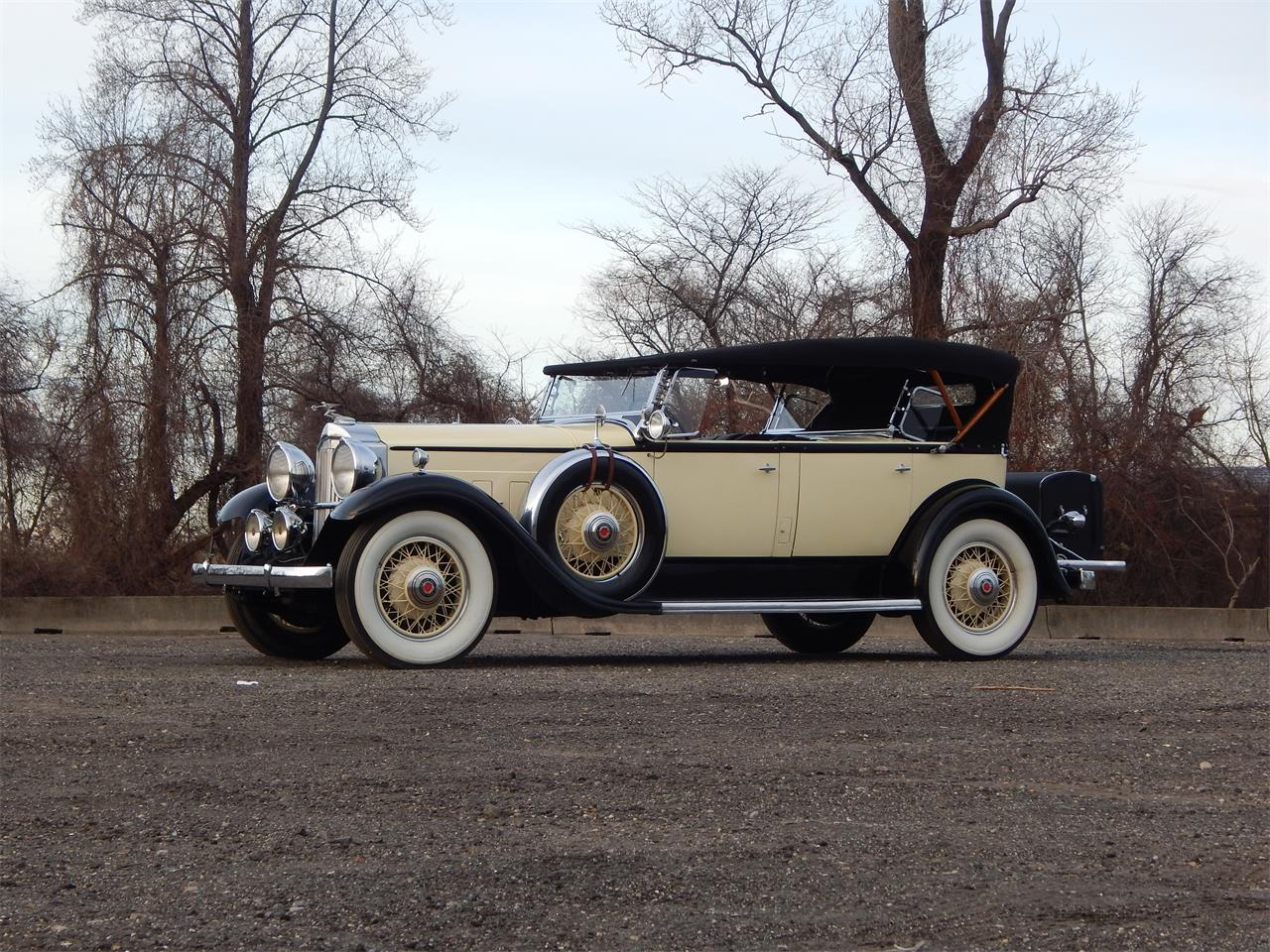 Large Picture of 1931 Packard 833 located in Connecticut Auction Vehicle - KOWI
