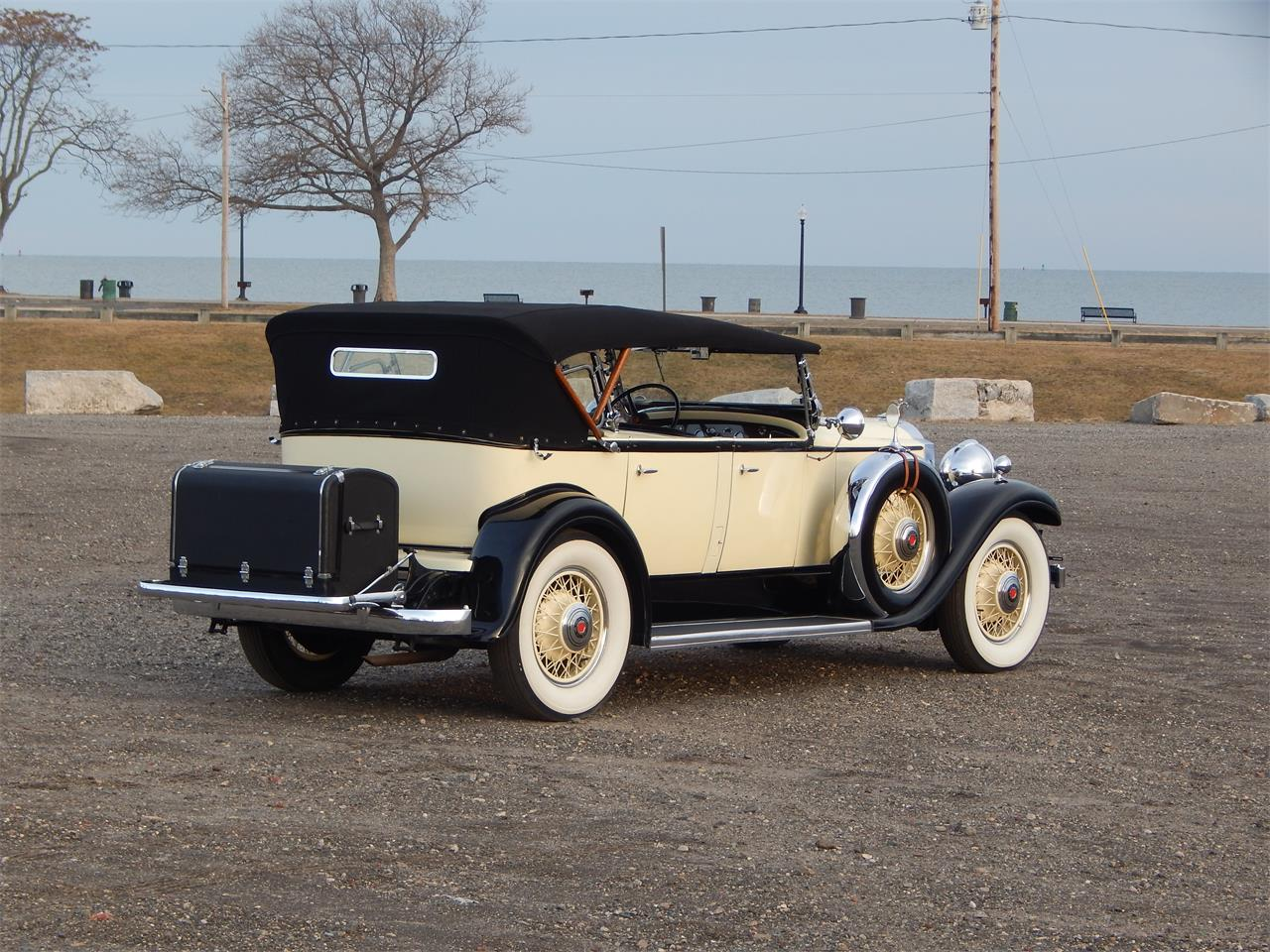 Large Picture of Classic '31 Packard 833 - KOWI