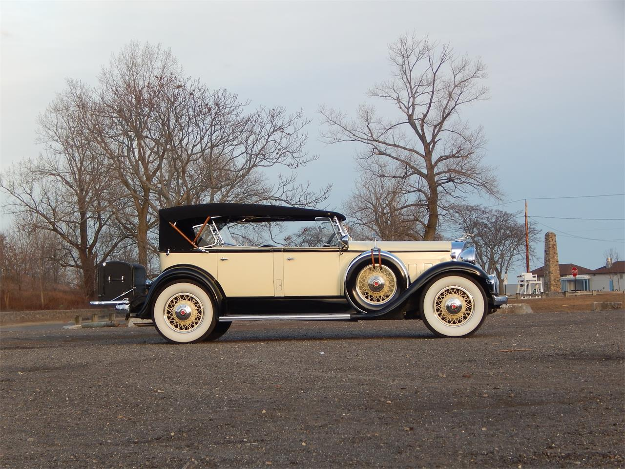 Large Picture of Classic '31 Packard 833 located in Connecticut - KOWI