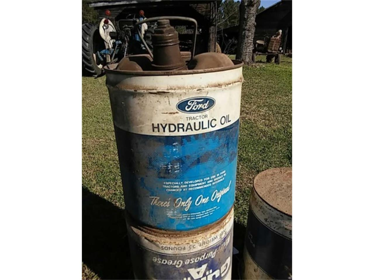 1980 Miscellaneous Vintage Ford Hydraulic Fluid 5 Gallon