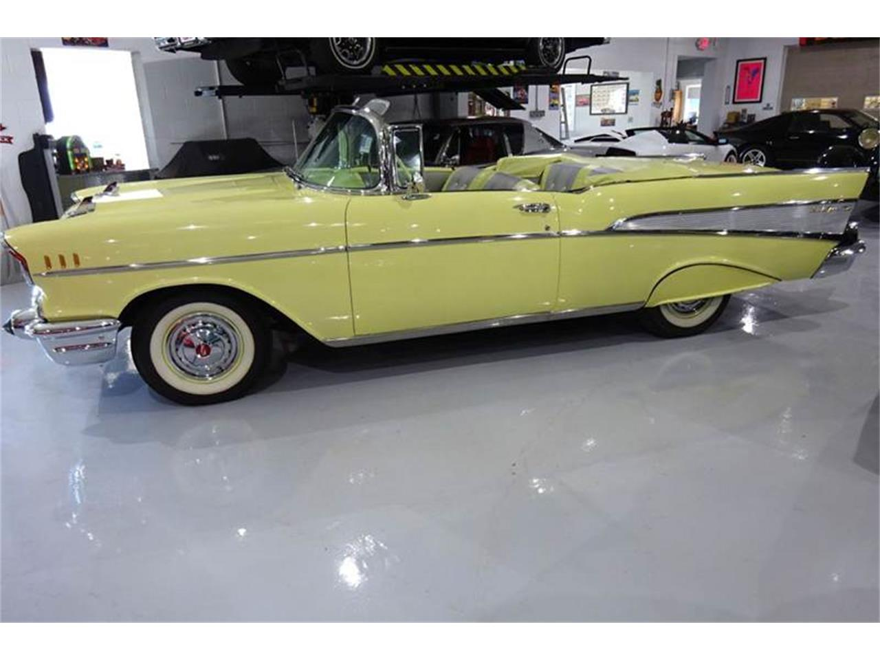 1957 Chevrolet Bel Air For Sale Cc 965548 Chevy Convertible Colors Large Picture Of 57 Kp0s