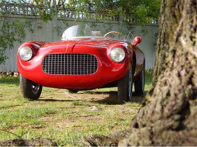 Picture of Classic '51 Fiat Stanga Barchetta located in Bridgeport Connecticut Offered by  - KP20