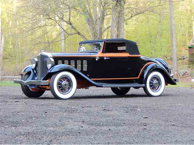 Picture of Classic 1932 8 Coupe Roadster by Murphy located in Connecticut - KP21