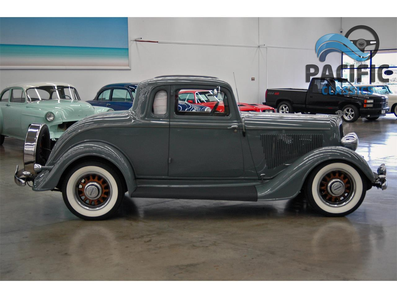1934 Plymouth Coupe For Sale Classiccars Com Cc 965604