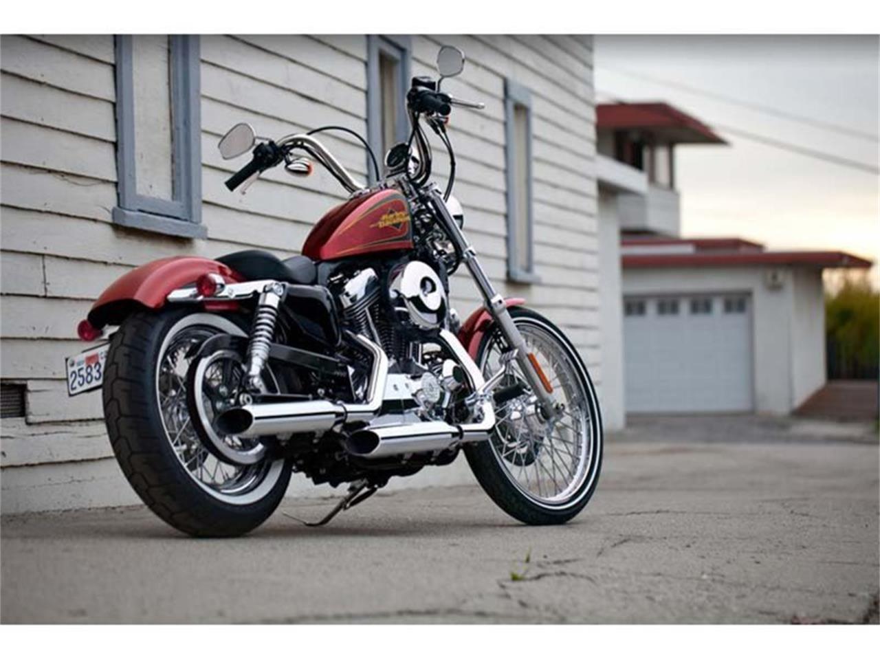 2012 Harley Davidson XL1200V   Sportster Seventy Two for ...