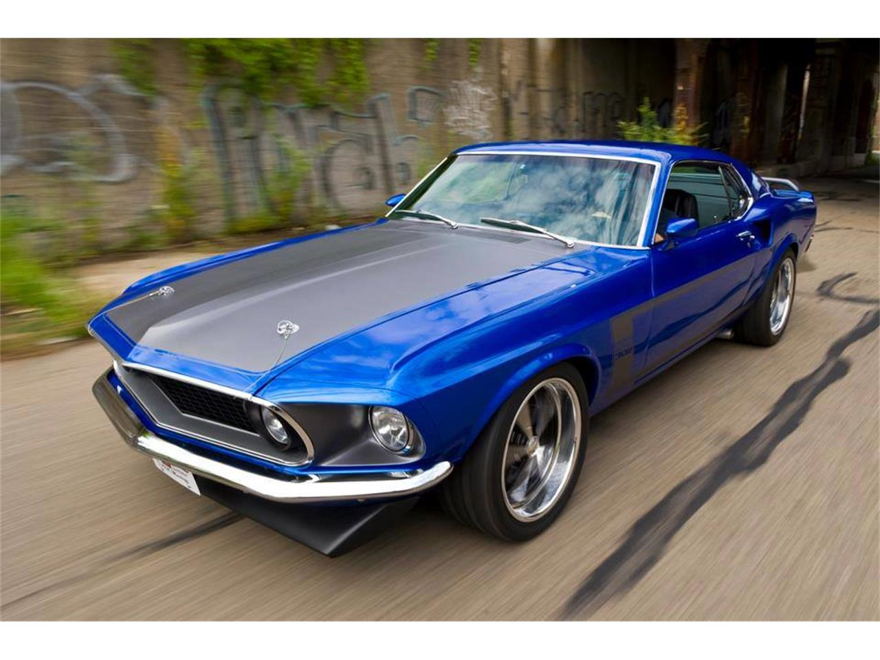 1969 Mustang Boss 302 Mach 1 for Sale | ClassicCars.com | CC-965867