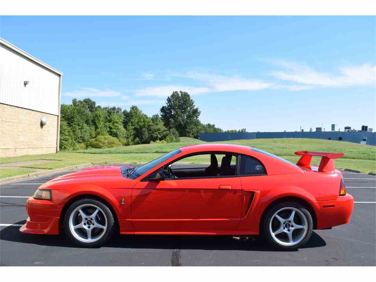 Large Picture of '00 Mustang Cobra - KP9R